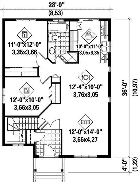Simple Open Floor House Plans,Open.Home Plans Ideas Picture