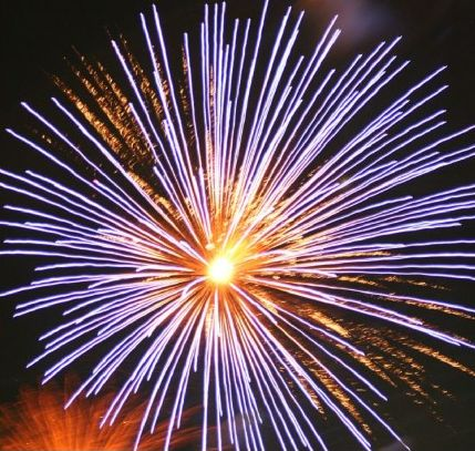 Tips for capturing great fireworks photos...