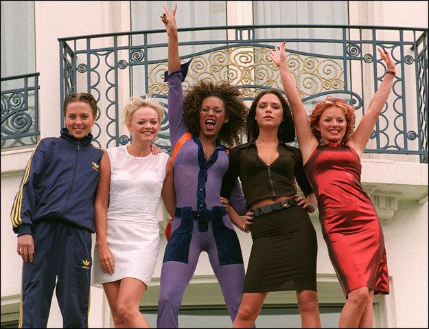 """Everyone Freak Out Because The Spice Girls Are """"Potentially"""" Planning A Reunion Tour"""