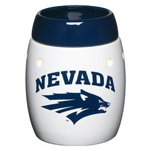 University of Nevada Scentsy Warmer  Your Price : $35.00  To Order: https://wabramson.scentsy.us/Scentsy/Buy/ProductDetails/DSW-NCA-NVUW