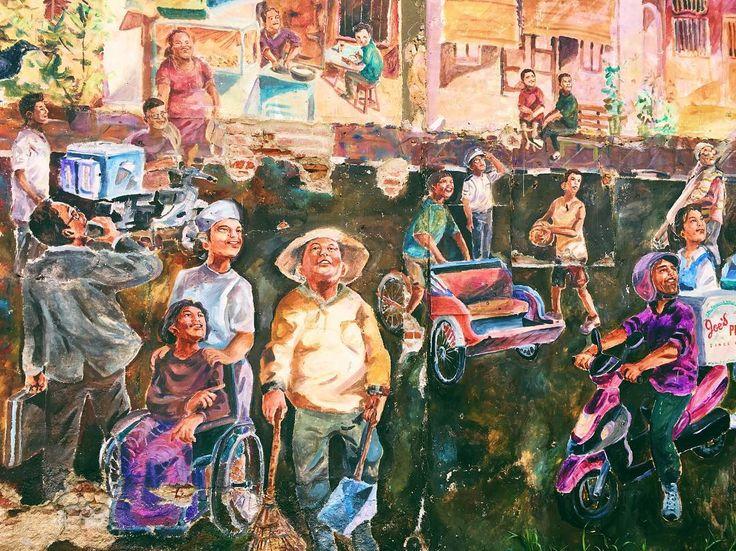#latergram #vsco #vscocam #vscogood #iphone #iphonephotography #georgetown #penang #malaysia #southeastasia #streetart