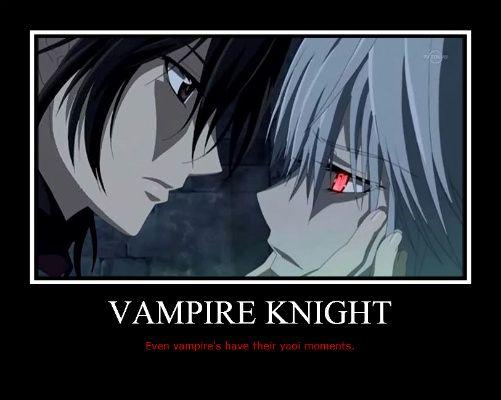 vampire knight funny   Vampire knight moments by ShinKuTheWolf