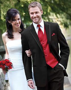 Love this look for the groom or groomsmen!