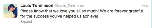 AND HERE IS THE REAL LOUIS GOD BLESS YOU SWEET ANGEL XO