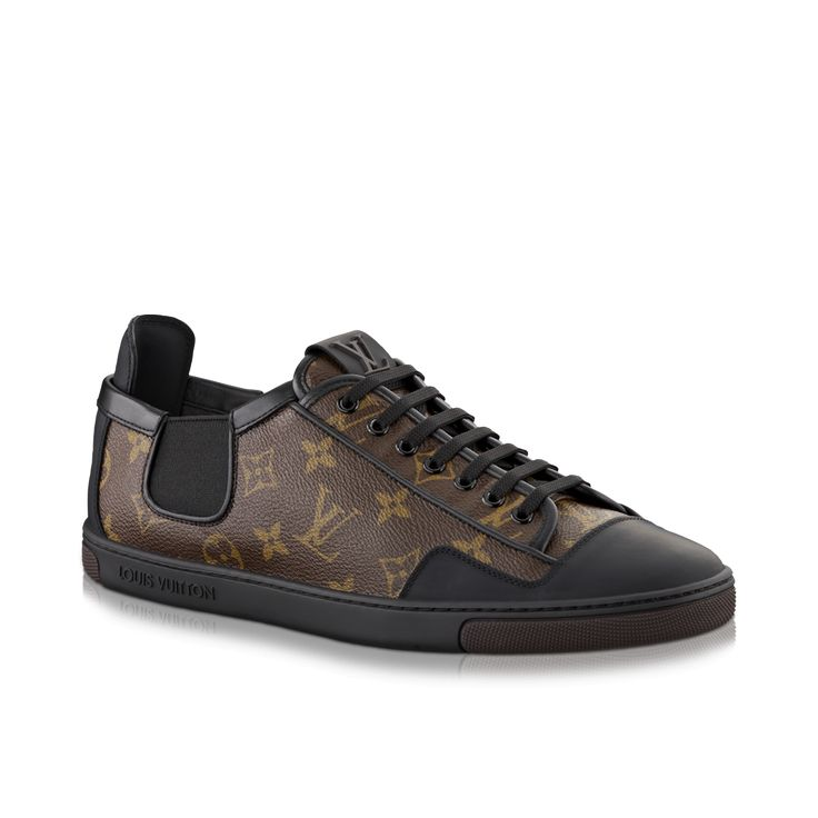 Slalom sneaker in Monogram Canvas via Louis Vuitton