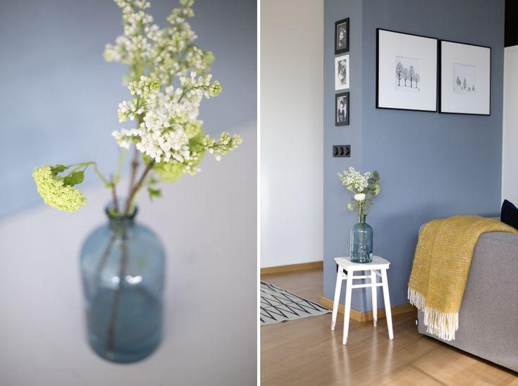 13 besten no 14 ruhe des nordens bilder auf pinterest - Blaue wandfarbe schlafzimmer ...