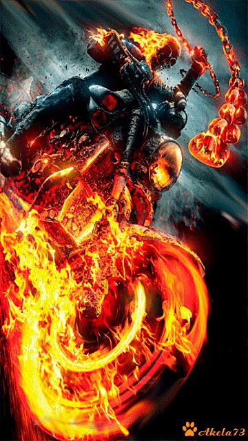Character theme for FMP: Badass ghost rider