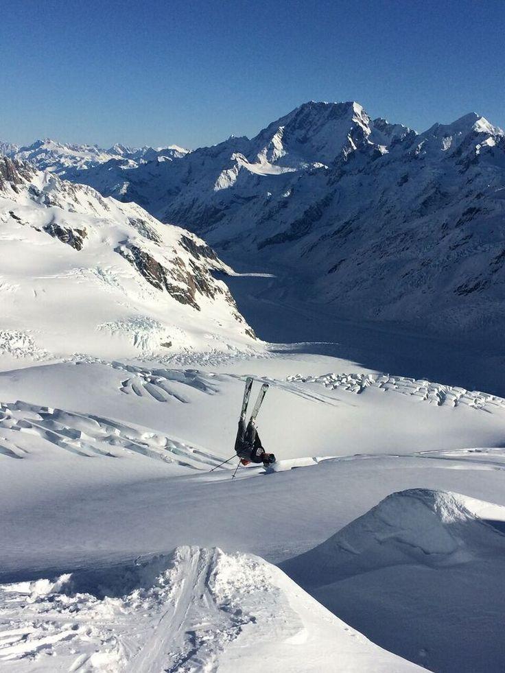 Elmo got the chance to go on an epic ski touring trip on the Tasman Glacier over Queens Birthday weekend. Read more https://www.outsidesports.co.nz/blog/post/149/pre-season-ski-adventure-at-tasman-glacier.html