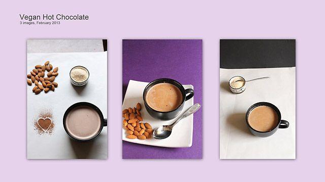 hot chocolate: Hot Chocolates, Vegas Hot, Vegans Hot