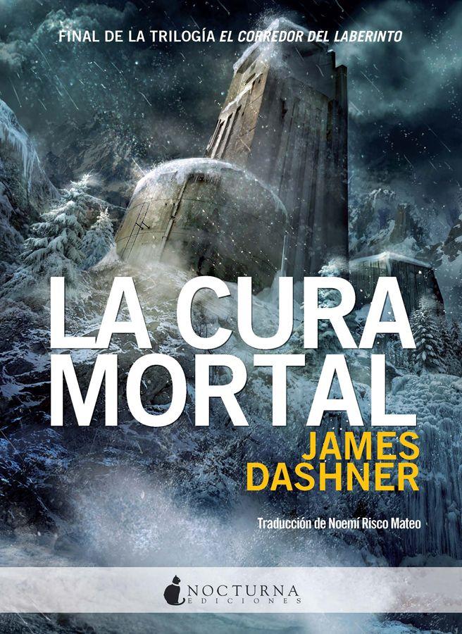 ESTIU-2016. James Dashner. La cura mortal. JN(DAS)COR Fantàstic.