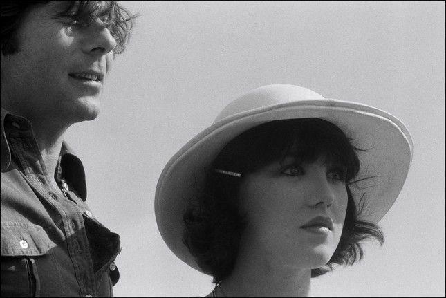 roman POLANSKI,Isabelle ADJANI, Festival de Cannes 29e, 1976