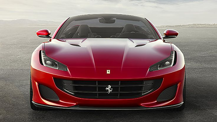 Meet the Ferrari Portofino – the most affordable Ferrari sports car yet | Trusted Reviews