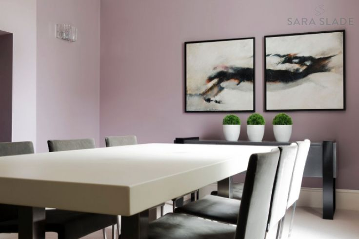 Dining Room Design by Sara Slade Interiors