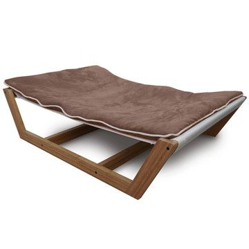 bambu hammock ii  u2013 bamboo dog bed by pet lounge studios 8 best dog beds and more images on pinterest   dog accessories      rh   pinterest
