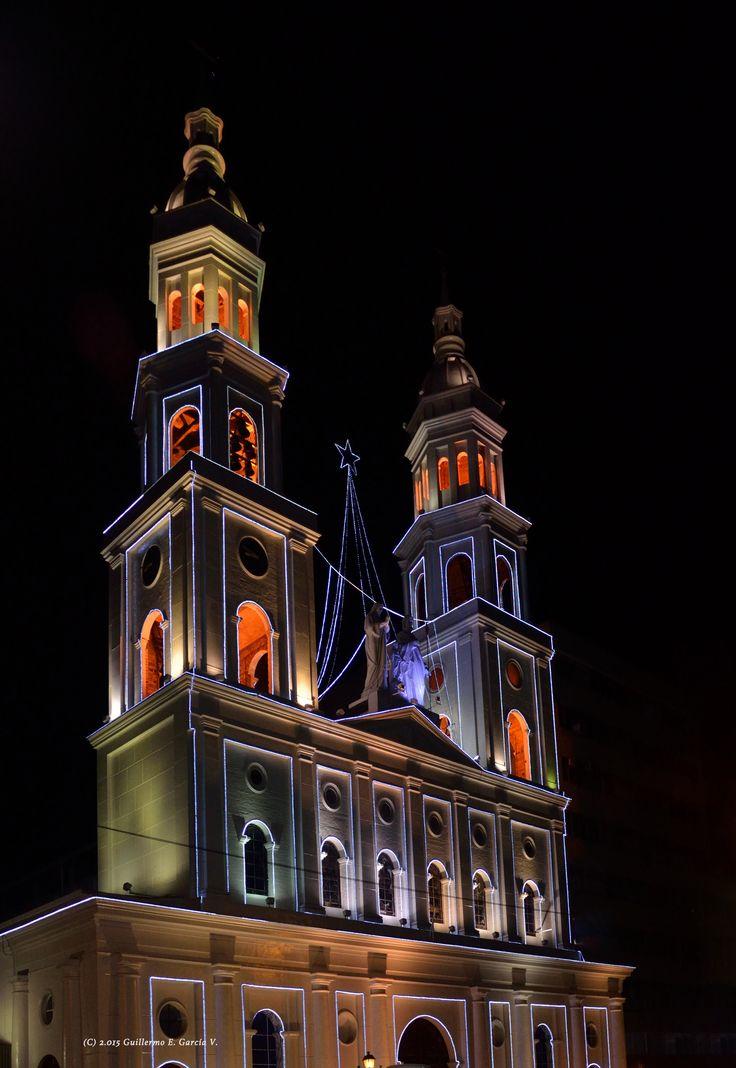 La Sagrada Familia. Templo católico. Bucaramanga, COLOMBIA