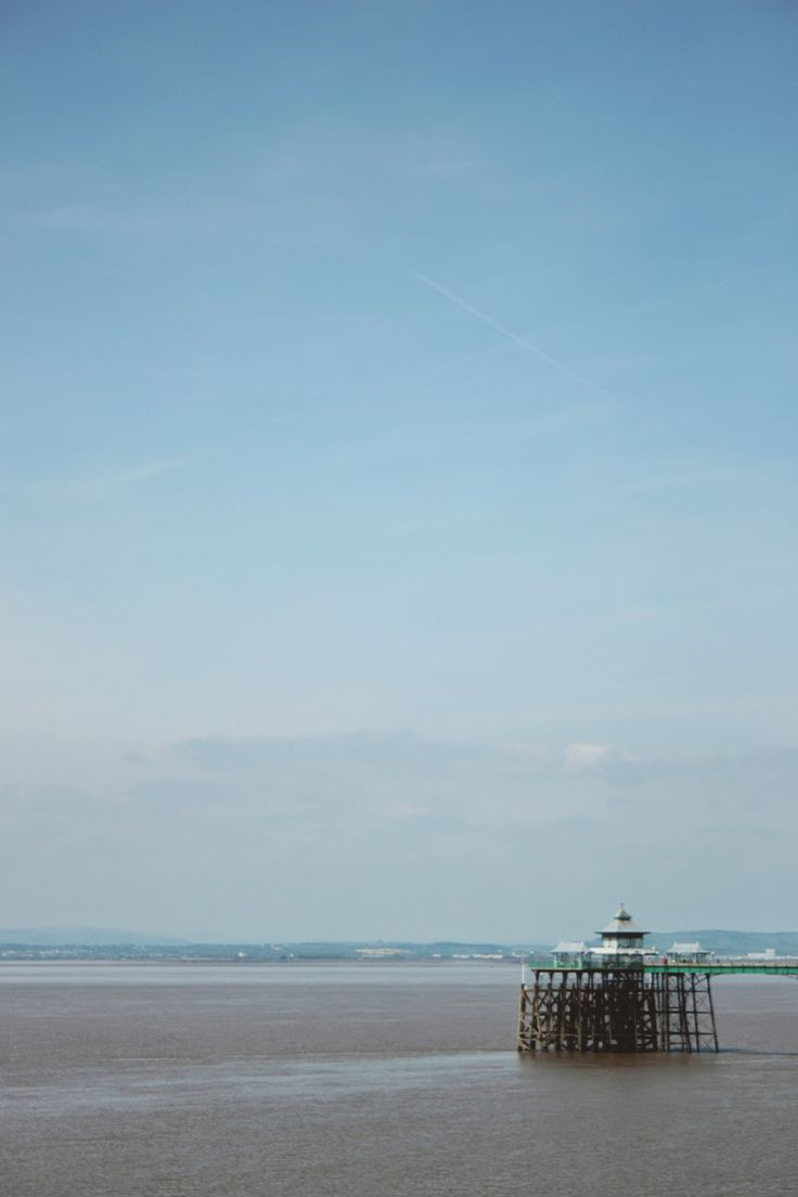 a bank holiday in Clevedon