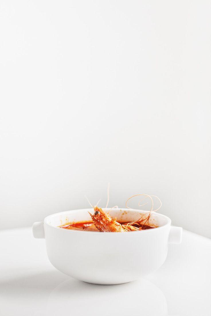 Violet and Percy blog: food. Prawns. Mae Gabriel.