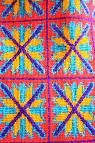 Huichol pattern