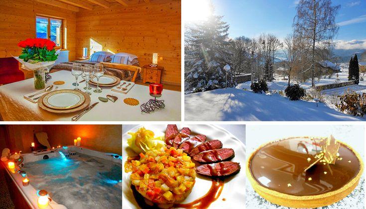 Destination Haute-Savoie – dans les Alpes du Léman Offrez-vous un séjour inoubliable à la Ferme du Pré Carré ! Un lieu insolite, cosy et chaleureux, lové au cœur d'une nature généreuse, pour s'évader à deux le temps d'un séjour ou d'un week-end en amoureux. Découvrez cette maison d'hôtes du 17ème siècle, cocon idéal pour partager un moment privilégié de bien-être et de détente à deux.