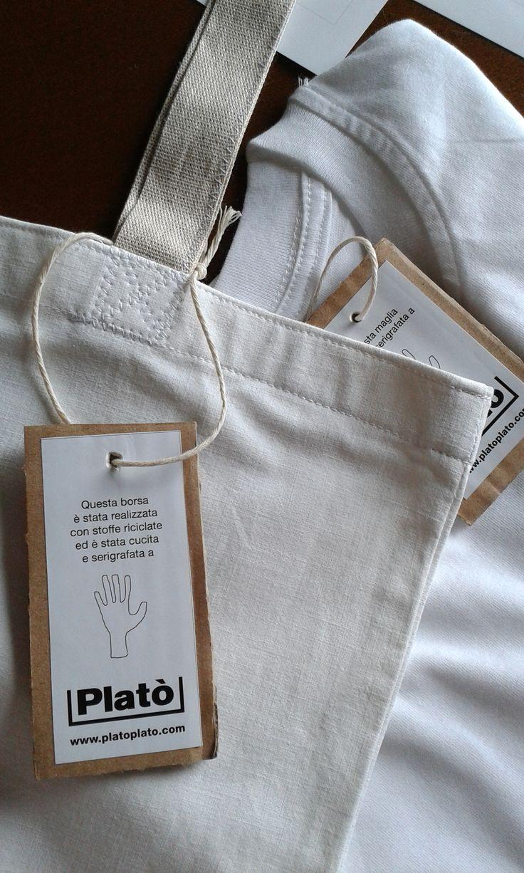 tote bags and t-shirt silkscreened www.platoplato.com infoplatoplato@gmail.com