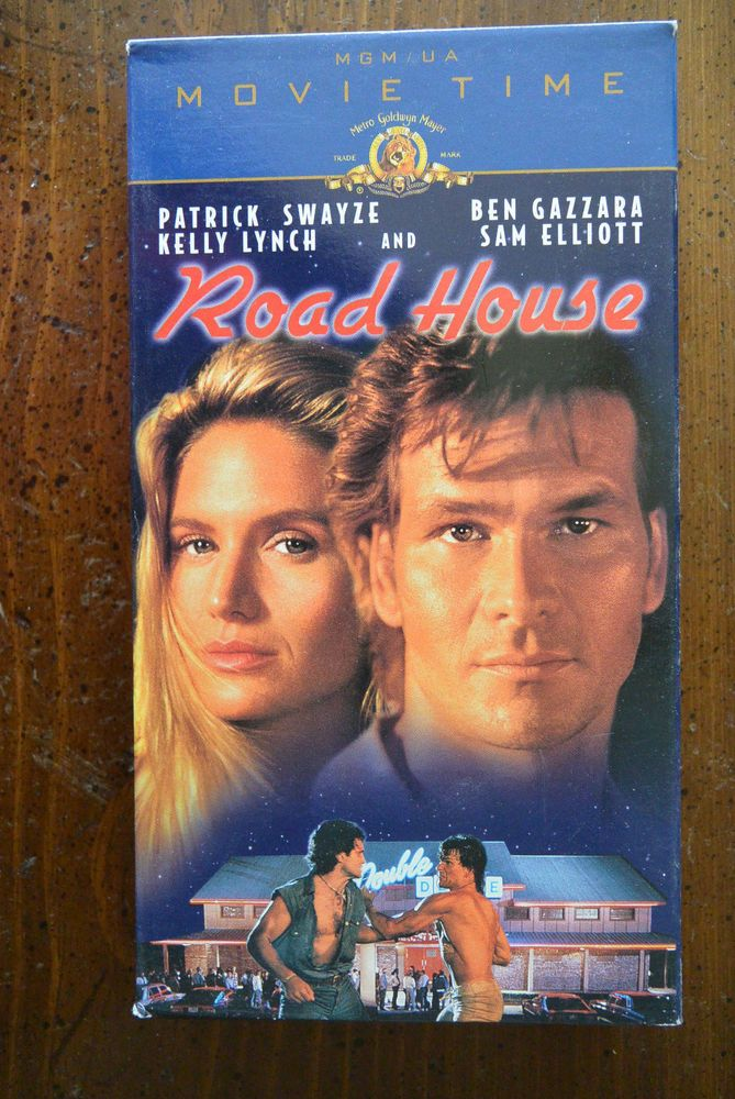 Road House  Patrick Swayze  Kelly Lynch  Ben Gazzara  Sam Elliott