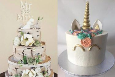 Pink Book Cakes | The Wedding Cakery - Cape Winelands Wedding Cakes - Pink Book