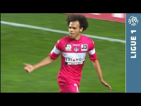 FOOTBALL -  But Martin BRAITHWAITE (63') - AS Saint-Etienne - Toulouse FC (1-2 - 2013/2014 - http://lefootball.fr/but-martin-braithwaite-63-as-saint-etienne-toulouse-fc-1-2-20132014/
