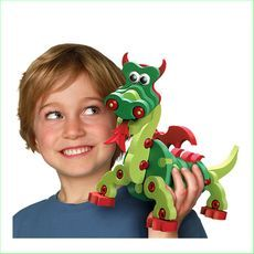 Bloco Construction Toys Dragons and Reptiles www.greenanttoys.com.au Green Ant Toys