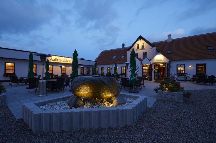 www.aalbak-gl-kro.dk  Hotel, Inn and restaurant near Skagen