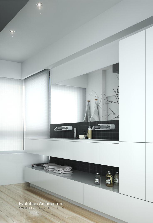 Evolution Architecturesalle De Bain Modernedesign Intrieur Exclusif E 961 Mobilier