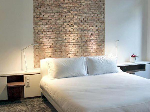 tete de lit briques