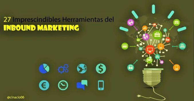 Listado de herramientas inbound marketing imprescindibles y que debes probar, según la fase en el ciclo de compra. Qué es Inbound Marketing hubspot.