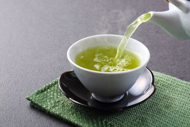 Il tè verde per dimagrire e mantenerti in salute