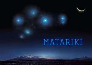 Matariki home page - Kōrero Māori