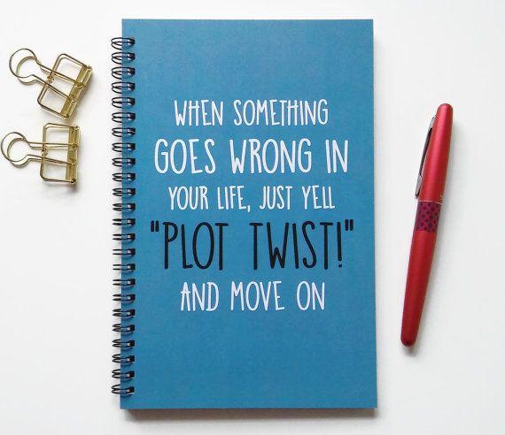 Journal, Spiralblock, Kugel Tagebuch, Skizzenbuch, gefütterte Gitter - zu schreiben, wenn etwas falsch nur schreien Handlungswechsel und Bewegung weiter geht