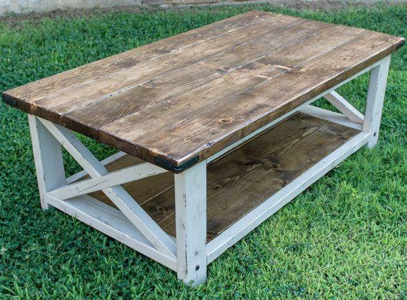 best 25+ farm house coffee table diy ideas on pinterest