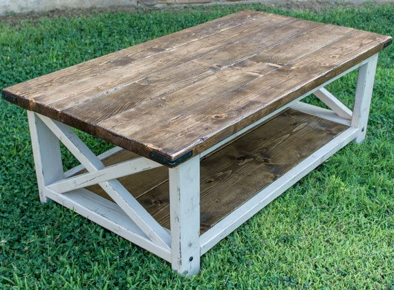 25+ best ideas about Farmhouse coffee tables on Pinterest | Diy living  room, Rustic farmhouse table and Painted farmhouse table - 25+ Best Ideas About Farmhouse Coffee Tables On Pinterest Diy