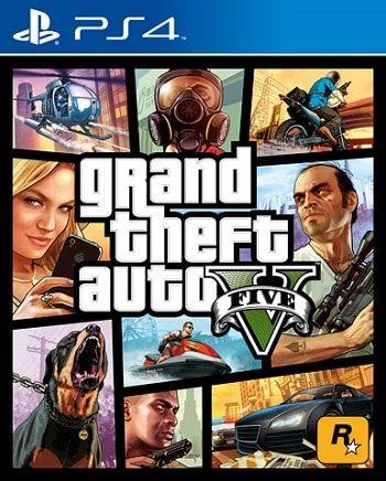 download gta 5 ps4 free