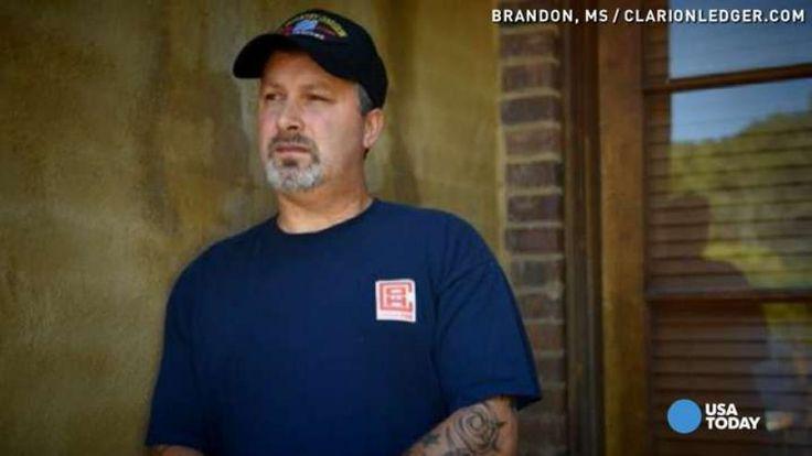 Veteran, 100% disabled, denied benefits http://www.usatoday.com/videos/news/nation/2015/06/23/29147255/