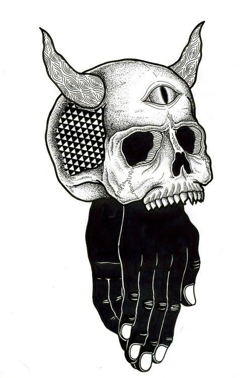 skull ajna