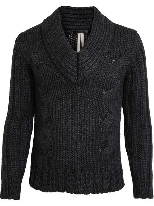 Love the The Viridi-Anne Chunky Knit Wool-Alpaca Jumper on Wantering.