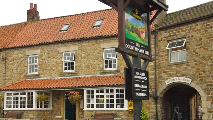 Countryman's Inn, Hunton, Bedale, North Yorkshire, England, #AroundAboutBritain. Holiday, Travel, Travel UK, Family, Holiday Accommodation, York.