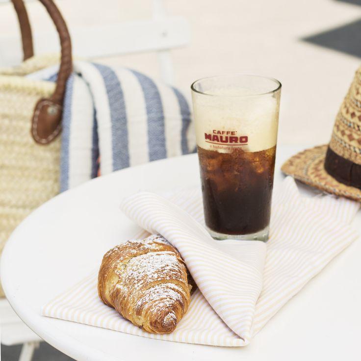 CAFFE' MAURO- na lato -  ice coffee  #Mauro #CaffeMauro #WeBrew