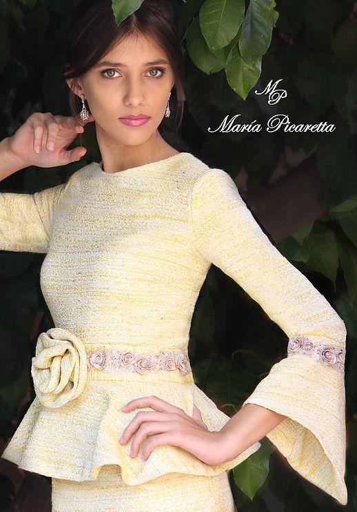 Vestidos de Fiesta. María Picaretta