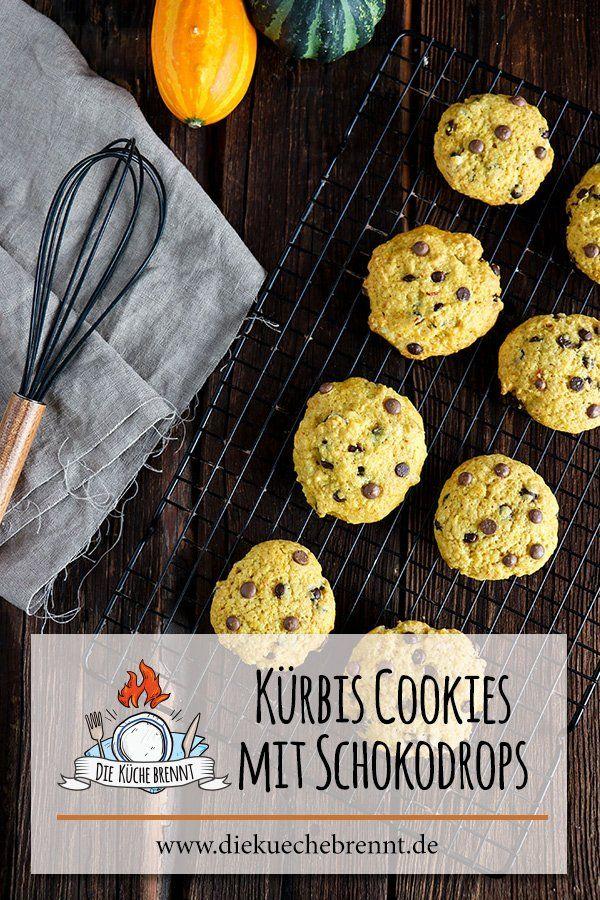 Kurbis Cookies Rezept Rezept Rezepte Kurbis Cookies Cookies Rezept