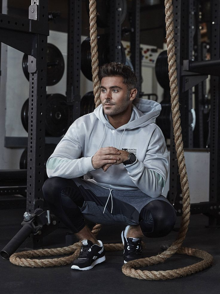Zac Efron Says His Intense Training for Movie Roles Is Not
