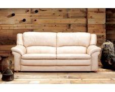 Este confortable y amplio sofá tres plazas con asientos de espuma de poliuretano le permitirá disfrutar de una sentada totalmente adecuada a su fisonomía. Además, su estiloso diseño acondicionará el ambiente de su salón o cuarto de estar con un toque de distinción sin perder la elegancia de los clásicos.