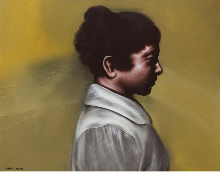 Rafael Coronel (1932-) Niño 1980 (59,7 by 75 cm)