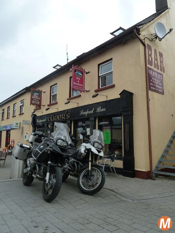 Irlanda in moto: la Contea di Cork.