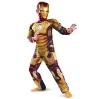 Iron Man kostuum jongens